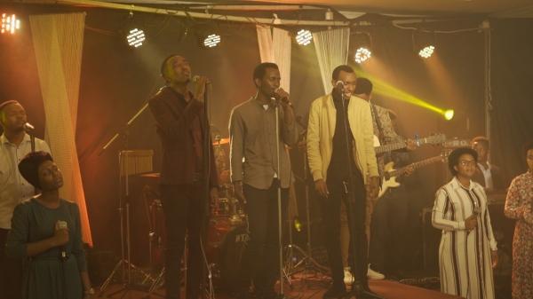 Hillsong Worship  Concert in Nairobi
